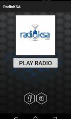 Screenshot radioksa 1