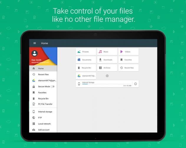 File Commander - File Manager & Free Cloud screenshot 6