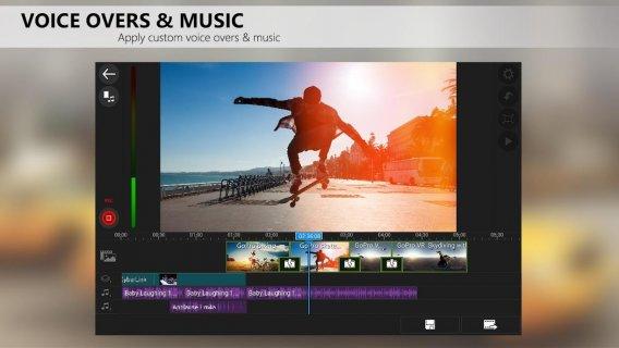 PowerDirector Video Editor App: 4K, Slow Mo & More 6 0 0