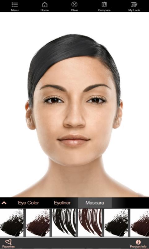 Mary Kay® Virtual Makeover screenshot 2