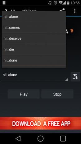 تحميل APK لأندرويد - آبتويد Half-Life Soundboard1 20