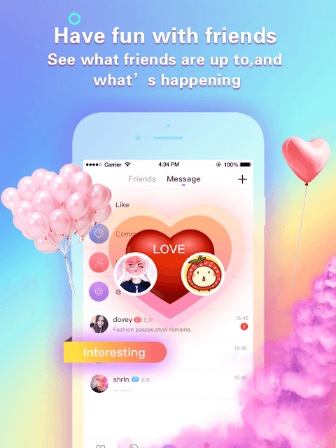 Instamoment -Voice Chat Room screenshot 2
