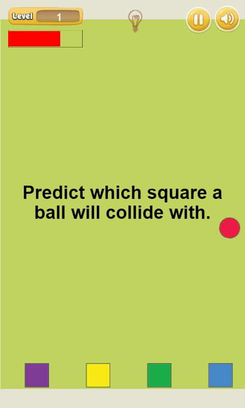 Predict Directional of Ball screenshot 1