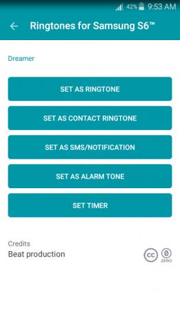 new ringtone samsung s6