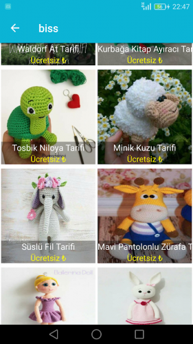 Amigurumi Pink Bear Free Pattern | Ayıcık, Oyuncak, Amigurumi | 500x281