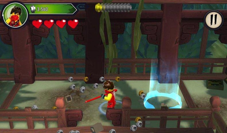 lego ninjago l ombre de ronin capture dcran - Jeux De Lego Ninjago Gratuit