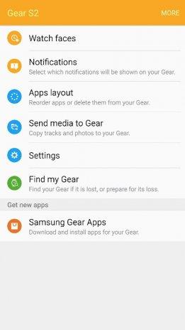 Galaxy Wearable (Samsung Gear) 2 2 24 19031361 Laden Sie APK für