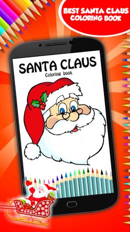 Para colorear santa claus 1.3 Descargar APK para Android - Aptoide