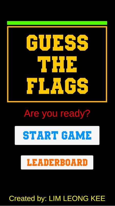 Guess The Flags screenshot 1