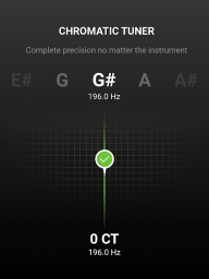 Guitar Tuner Free - GuitarTuna screenshot 12