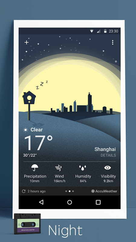 Weather - Simplicity Weather screenshot 4