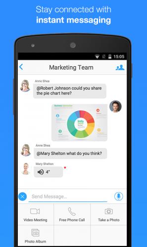 ZOOM Cloud Meetings screenshot 5
