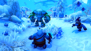 Bear Warrior Simulator Screen