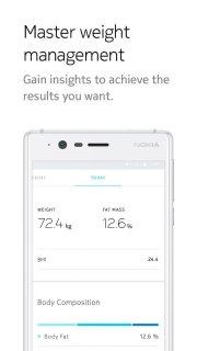 Health Mate - Total Health Tracking screenshot 5
