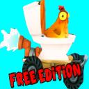 Animal Super Chicken Squad: FREE EDITION