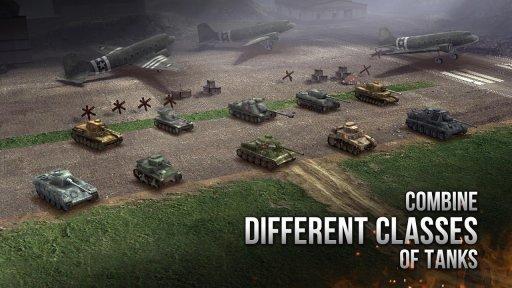 Armor Age: Tank Wars — WW2 Platoon Battle Tactics screenshot 11
