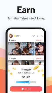 Tango – Live Streams & Live Video Chats: Go Live screenshot 5