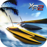 xtreme racing 2 speed boats icon
