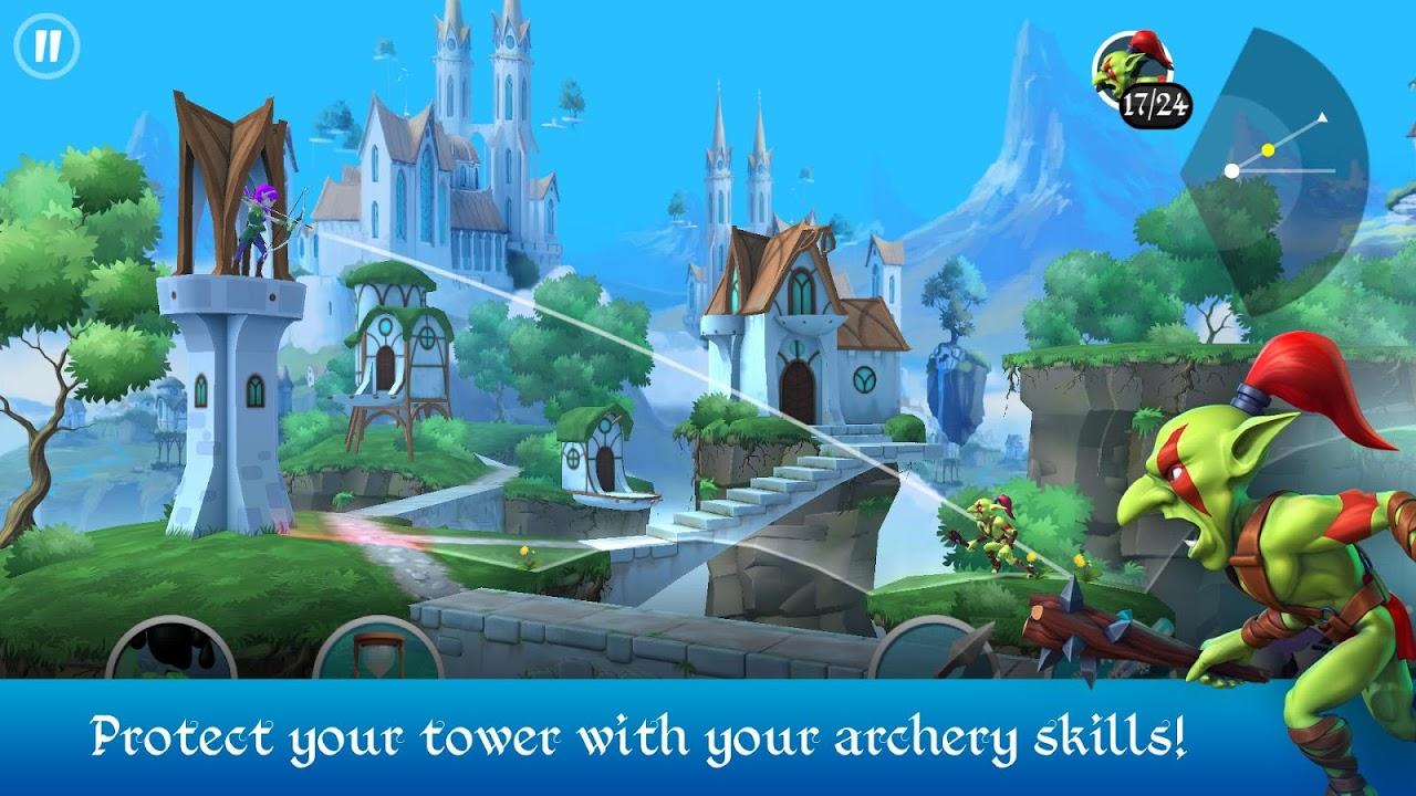 Tiny Archers screenshot 1