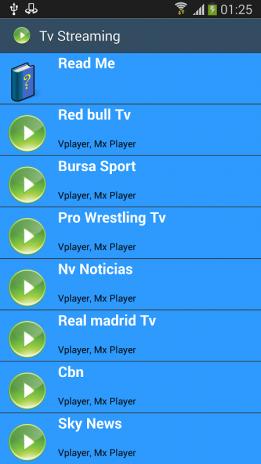 تحميل APK لأندرويد - آبتويد World Tv Streaming Free HD1 0
