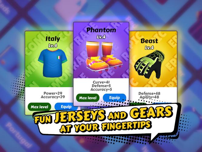Perfect Kick 2 - Online football game screenshot 8