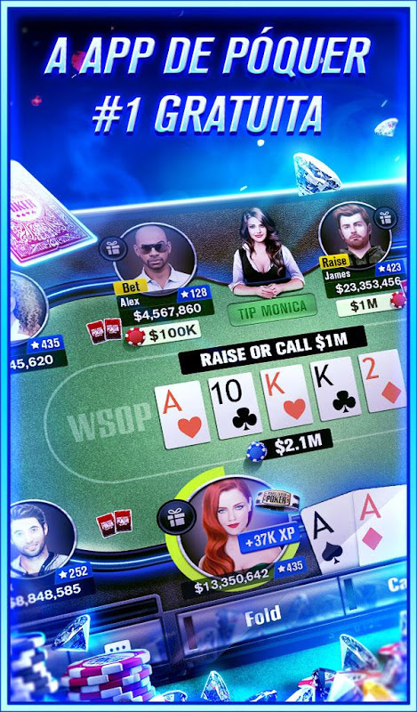 World Series of Poker – WSOP screenshot 1