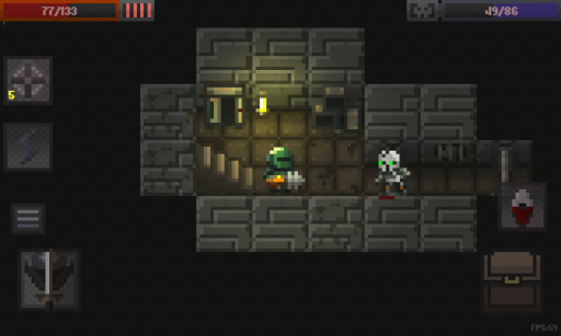 Caves (Roguelike) screenshot 8