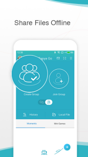 Zapya Go - From File Transfer to Private Social screenshot 5