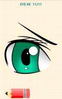 Draw Anime Eyes Screenshot