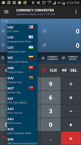 All Currency Converter Pro 3