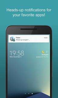 Floatify Lockscreen screenshot 1