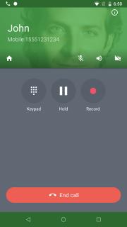 Cloud Softphone screenshot 2