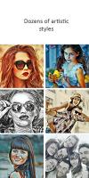 Art Filter Photo Editor Selfie Screen