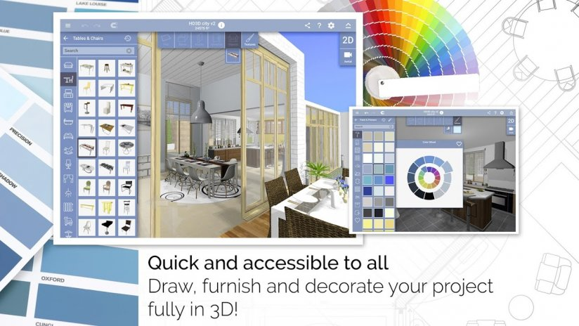 Descargar gratis home design 3d gold para android 3d for Home design 3d gold apk