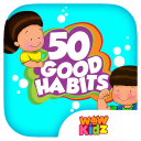 50 Good Habits for Kids