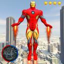 Super Iron Rope Hero - Fighting Gangstar Crime