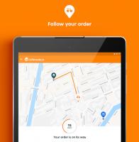 Lieferando.de - Order Food Screen