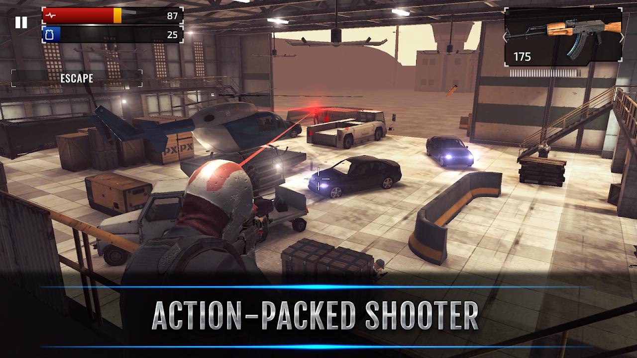 Armed Heist: A Bank Robbing Third Person Shooter screenshot 1
