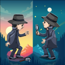 Spot the differences - 200 Levels Free Family Game