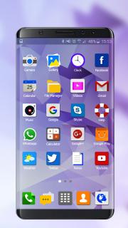 Theme for Samsung S8 Edge screenshot 4