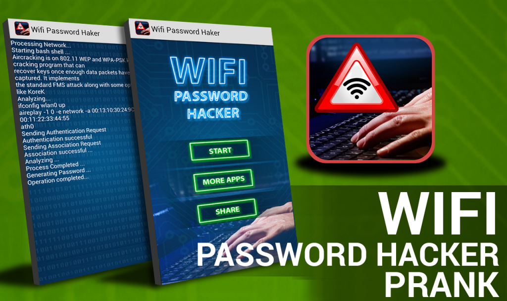 Download Apk Wifi Hacker - DL Raffael