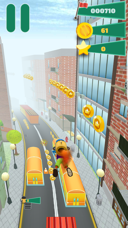 Subway Rush screenshot 2