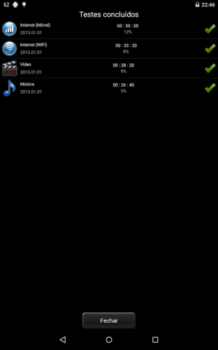 Bateria HD - Battery screenshot 19