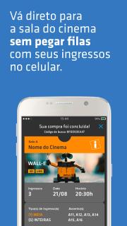 Ingresso.com - Filmes + Cinema screenshot 4