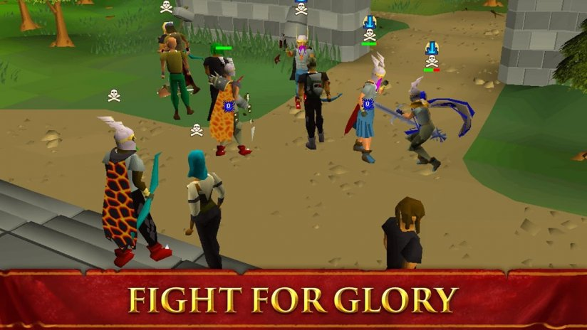 Old School RuneScape 176 6 Download APK for Android - Aptoide
