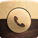ExDialer Theme Wooden
