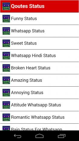 All Status 2015 200 Descargar Apk Para Android Aptoide