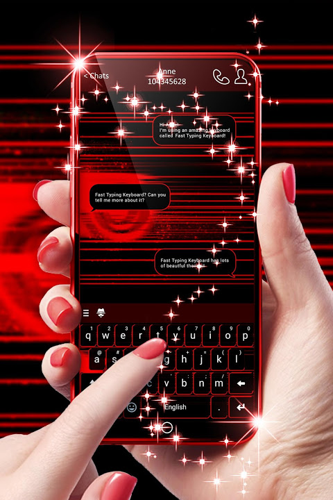 Teclado rápido de digitação screenshot 1