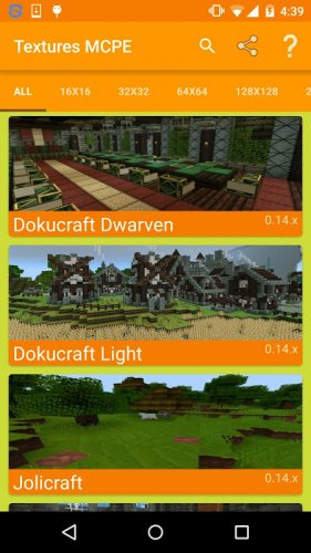 Texture Pack For Minecraft Pe 1 6 1 Telecharger Apk Android Aptoide