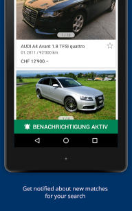 AutoScout24 Switzerland – Find your new car screenshot 7